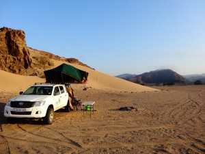 Ivory 4x4 hire South Africa