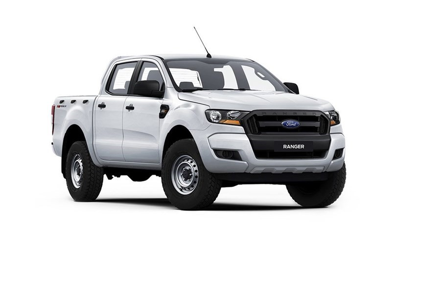 Ford Ranger 4x4 hire
