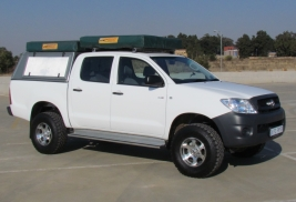 4x4 Rental in Gauteng